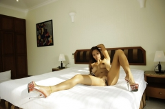 Thai model and slave