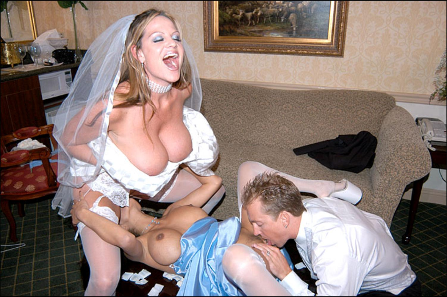 порно невеста подружка и.