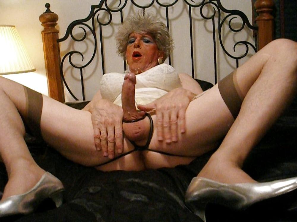 Порно транс бабушка фото
