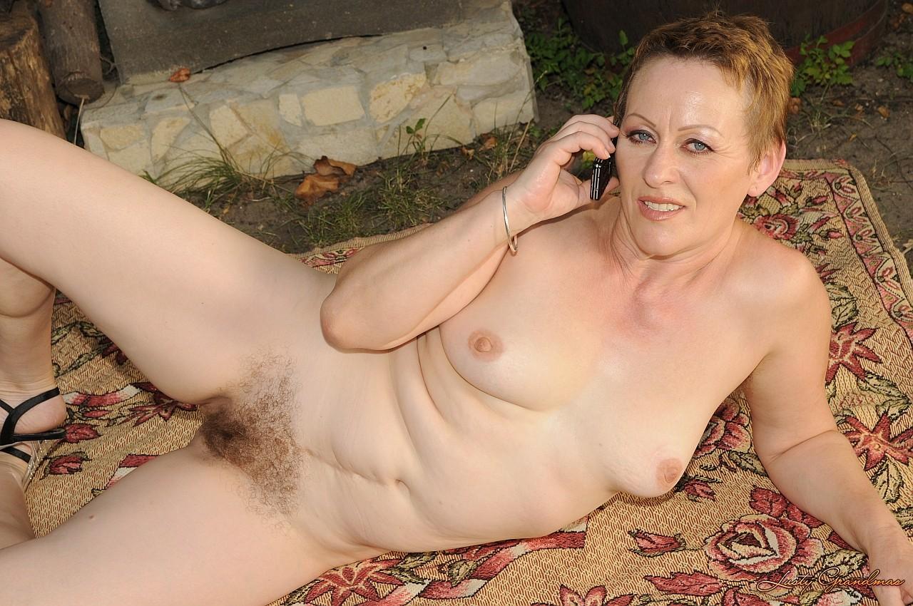 Эротика голые пожилые женщины