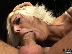 Blonde Pounded