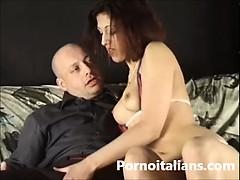 Italian porn – figa rossa scopata da italiano porcello