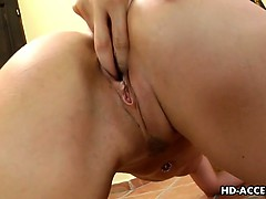 big-tit-blonde-cindy-uses-a-glass-dildo