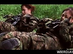 japanese-hotties-in-the-military-get-hungry-for-sex-in-a