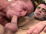 I paid a 220lb str8 bodybuilder to pounds my cute boy's