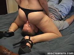 mistress-in-heels-and-bikini-sits-her-nice-ass-on-man-s-face