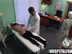 sexy-burnette-patient-gets-massaged-by-her-doctor