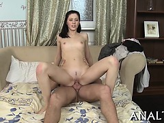 Sexual Doggy Style Pounding