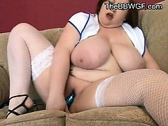 fat-bbw-ex-gf-showing-her-big-tits-and-playing-with-her-puss