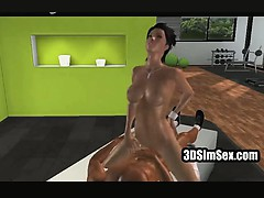 3d Animation Fucking