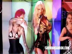 Sabrina Sabrok Live Show