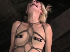 st-andrews-cross-tied-up-blonde-sub-punished