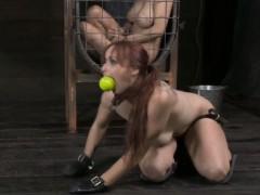 bdsm-sub-bella-rossi-bizarre-puppy-play