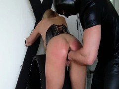 busty-blond-slave-brutally-fisted-till-she-squirts
