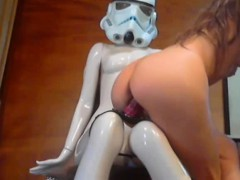 freaky-webcam-girl-riding-strapon-f