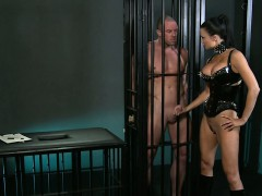busty-mistress-in-corset-fucks-male-sub-in-dungeon