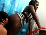 Ebony Femdom Needs her Pussy Cleaned