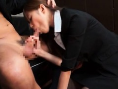 sweet-asian-office-doll-mouth-fucking-bosses-cock-on-knees