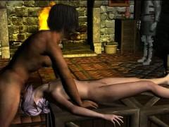 sexy-3d-cartoon-elf-babe-sucks-cock-and-gets-fucked
