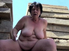german-old-bbw-mom-get-caught-and-fucked-outdoor