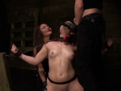 submissive-redhead-throatfucked-on-a-sybian