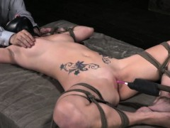 tied-up-veruca-james-punished-by-two-dom