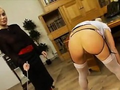 blonde-babe-spanked-and-licked-in-an-office