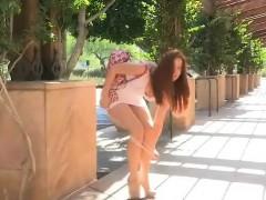 teen-hottie-showing-her-bald-cunt-upskirt-outdoor