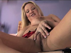 rachel need purple dildo solo