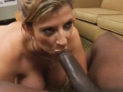 milf sara jay blows a massive cock sexy