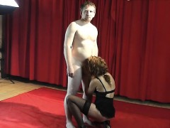 reversed-casting-slovak-guy-gets-blowjob-from-redhead-milf