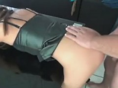 toying-my-tied-slave-and-cumming-on-her-ass
