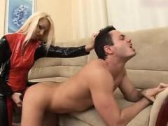 latex-mistress-fucks-slave