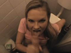 blonde-amateur-fucked-and-facial-cumshot-in-public-bathroom