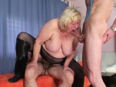 huge-grandma-riding-and-sucking-both-cocks
