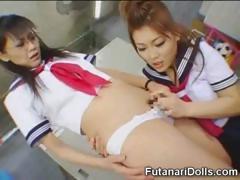 little-futanari-schoolgirl