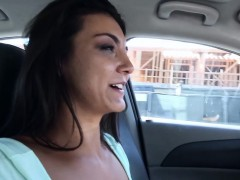 Jaw Dropping Sexy Teen Beauty Tomi Taylor Receives A Warm