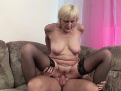 grandson-seduce-blonde-granny-to-fuck-and-cum