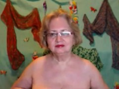 good-looking-granny-in-sexy-black-lingerie-masturbation
