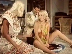 Seka, Ken Yontz, Tina Louise In Vintageporn Group Sex With
