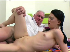 Angel Is Delighting Teacher With Her Skillful Face Hole