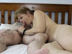 Mature Wife Homemade Creampie