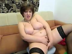 fat-mature-woman-does-a-striptease