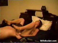 Amateur Couple Bedroom Sex