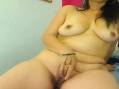 Mature Latina Strips