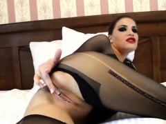 masturbating-slut-in-body-stocking