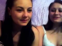 Cute Teen Lesbians From Russia
