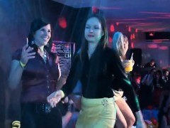 Naughty Hotties Are Giving Explicit Pleasures During Party