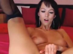 brunette-milf-anal-masturbate