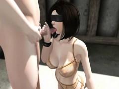 Wife Prisoner Gohoushi Sex Vol.1 – Amazing 3d Hentai Adult
